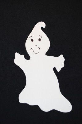 Gespenst gespenster pinterest basteln mit kindern for Halloween basteln mit kindern kostenlos