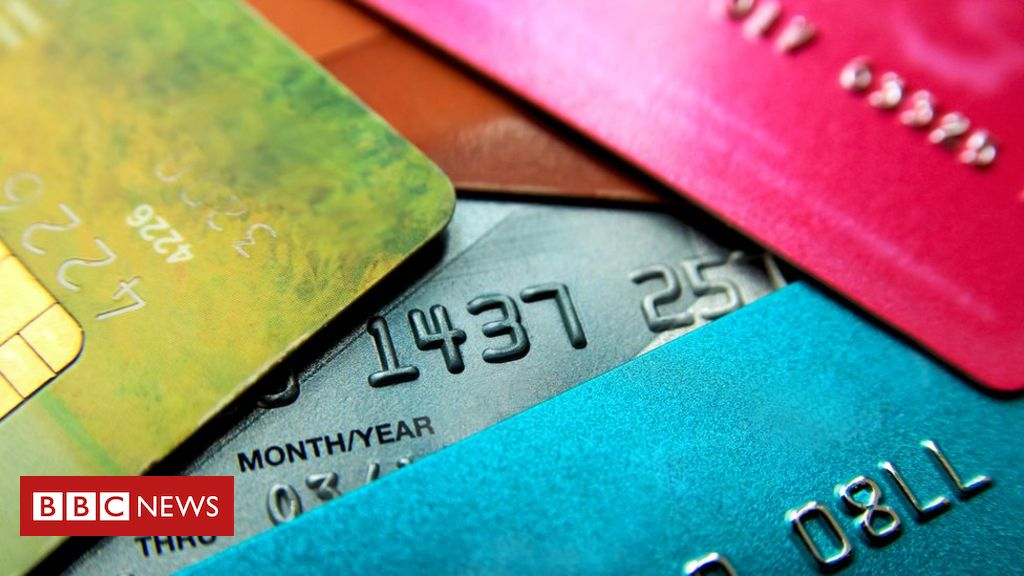 How much debt do uk households have credit cards debt