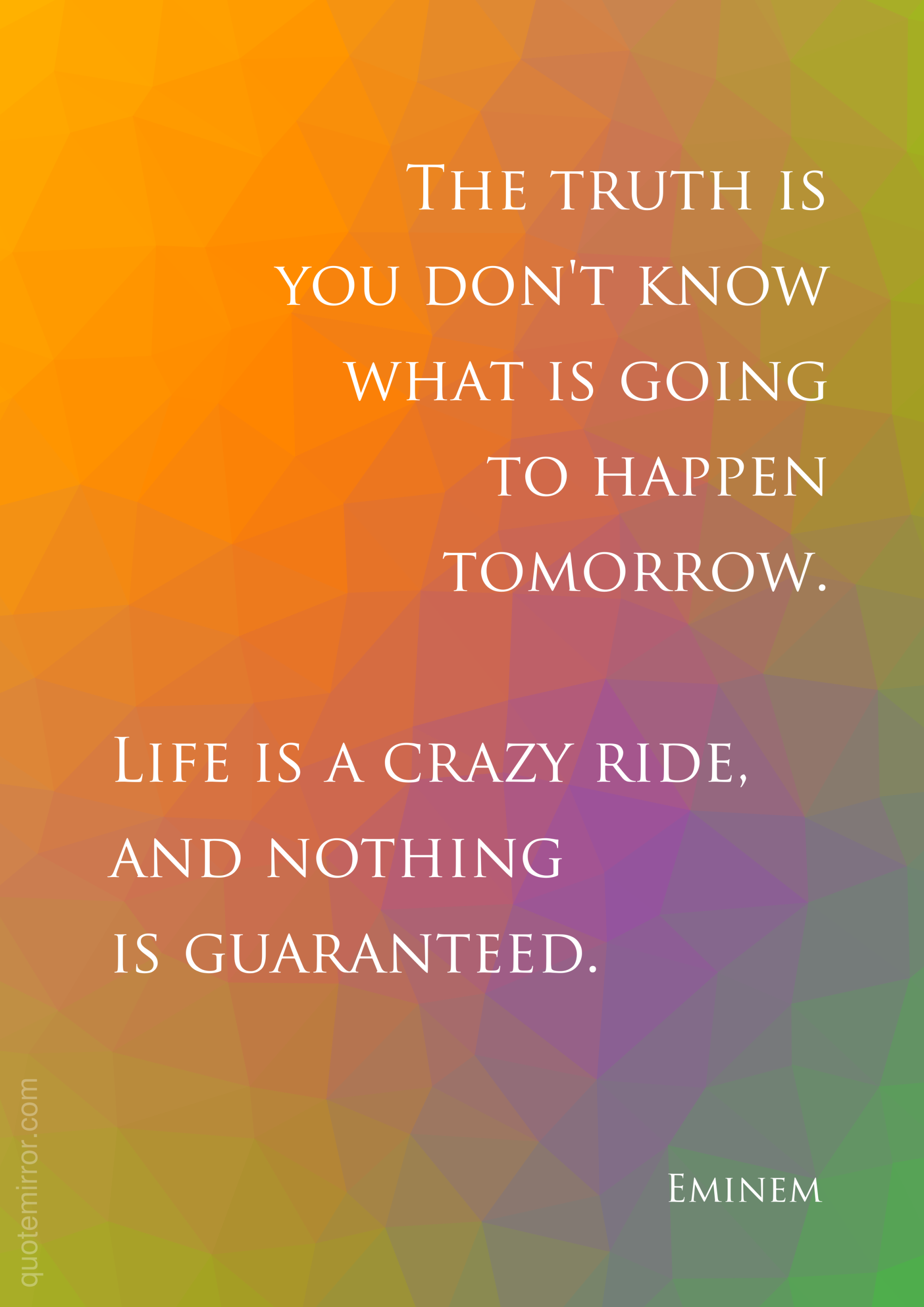 Life is a crazy ride | Riding quotes, Truth quotes, Cool words