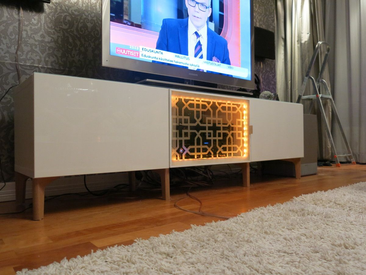 I Was Trying To Find A Tv Stand That Would Be 160x50x50 Cm The  # Commode Television Ikea