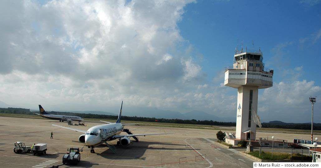 Girona Flughafen Barcelona Richtig günstig fliegen