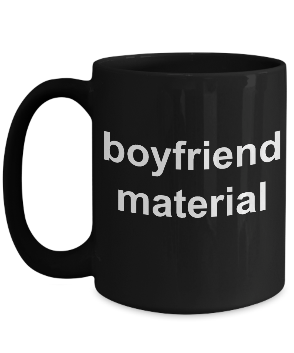9e86748b239 Coffee Mug For Boyfriend - Best Valentines Day Gifts Ideas - Present ...