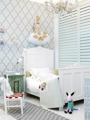 Meisjes Slaapkamer Te Koop.Mooi Oud Brocante Bed Voor Bijvoorbeeld Kinderkamer En Brocante
