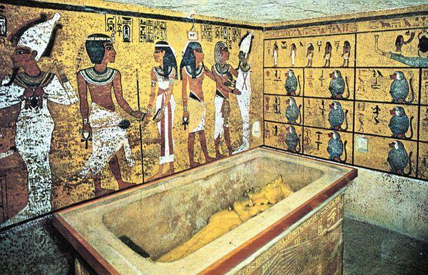 Características físicas de los egipcios