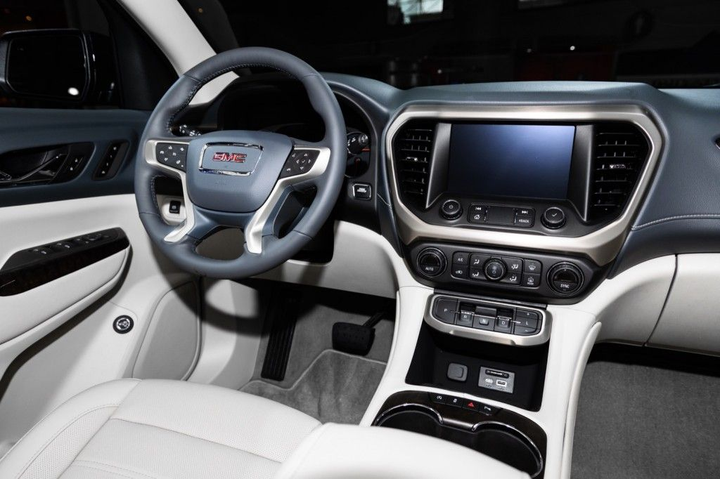 2020 Gmc Acadia Interior Gmc Acadia Super Cars