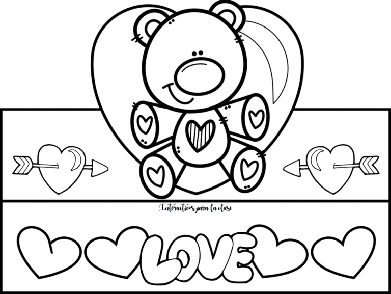 Fantasticas Y Lindas Coronas Para El Dia Del Amor Y La Amistad Educacion Prim Manualidades De San Valentin Para Ninos Libro De Colores Amor Y Amistad Dibujos