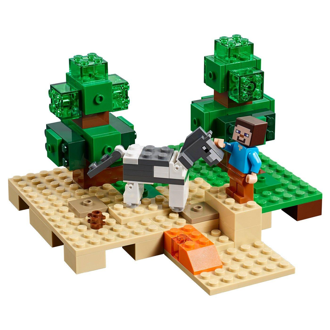 24+ Lego minecraft crafting box 20 instructions info