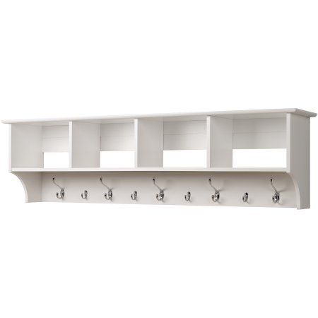 Prepac Hanging Entryway Wall Shelf 60 Quot Wide Get It