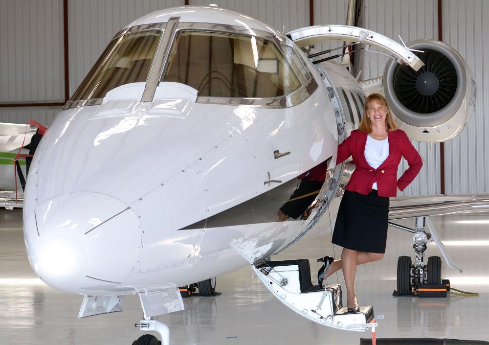 AirCARE1 Adds 5th Learjet to Their Air Ambulance Fleet Fleet