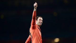 Welcome to Ochiasbullet's Blog: Petr Cech praises Arsenal team-mates after famous ...