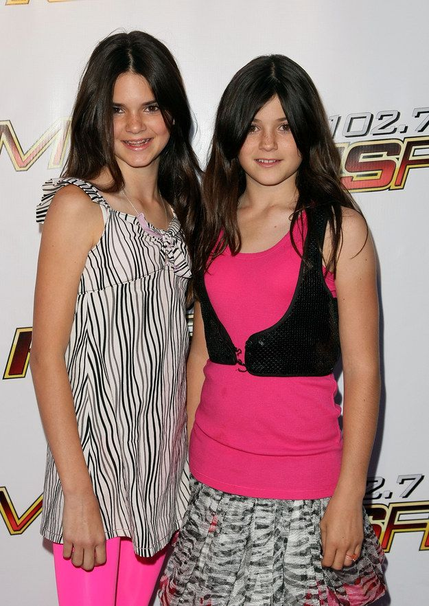 This Is What Kendall And Kylie Jenner Looked Like Just Six Years Ago Kylie Jenner Look Kendall And Kylie Jenner Kendall Jenner Young