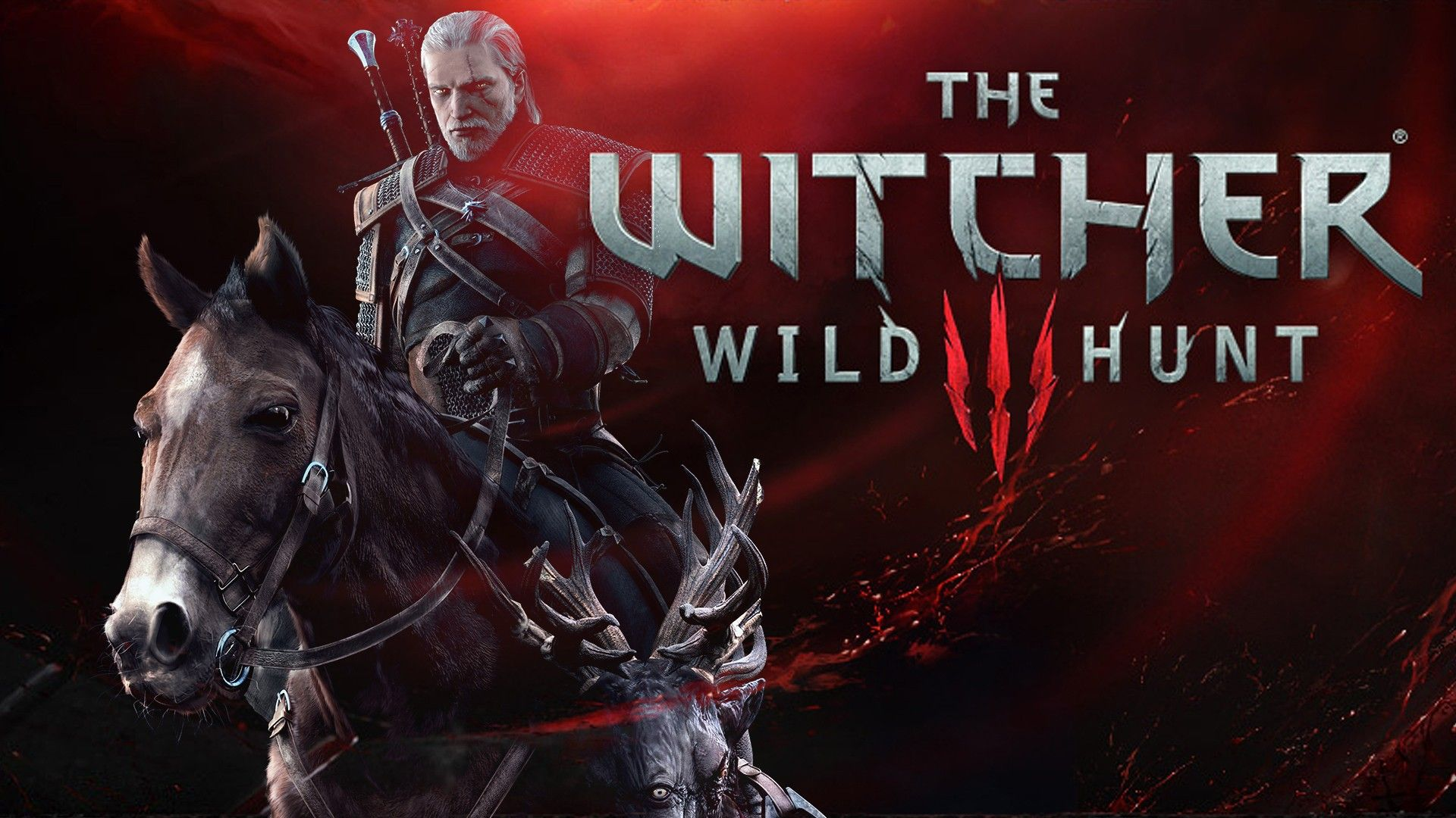 witcher wallpaper x