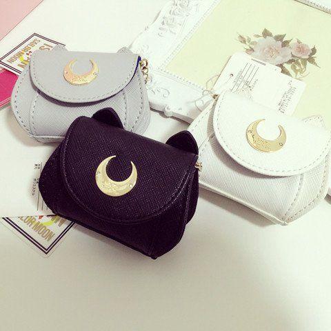 "Kawaii sailor moon zero wallet SE9071   Coupon code ""cutekawaii"" for 10% off"