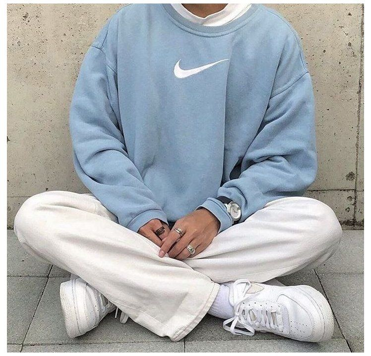 nike pullover outfit