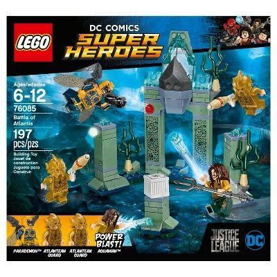 LEGO 76085 DC COMICS SUPER HEROES BATTLE Of ATLANTIS NEW *