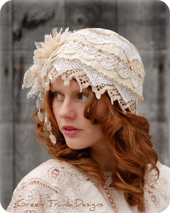 замечательная подборка бохо шляпок и др головных уборов Fler Hat