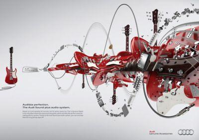 Audi Sound plus: Guitar