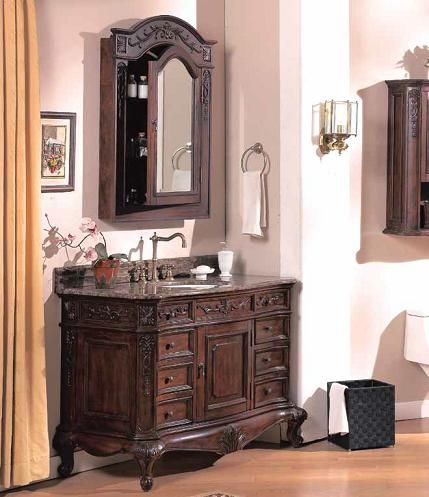 Complete flexible bathroom vanity collections from empire for Empire bathrooms