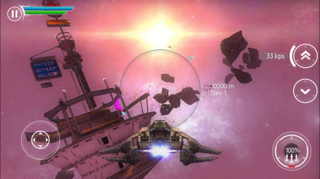 Stellar Wanderer Is In The Open World Space Games Genre For The