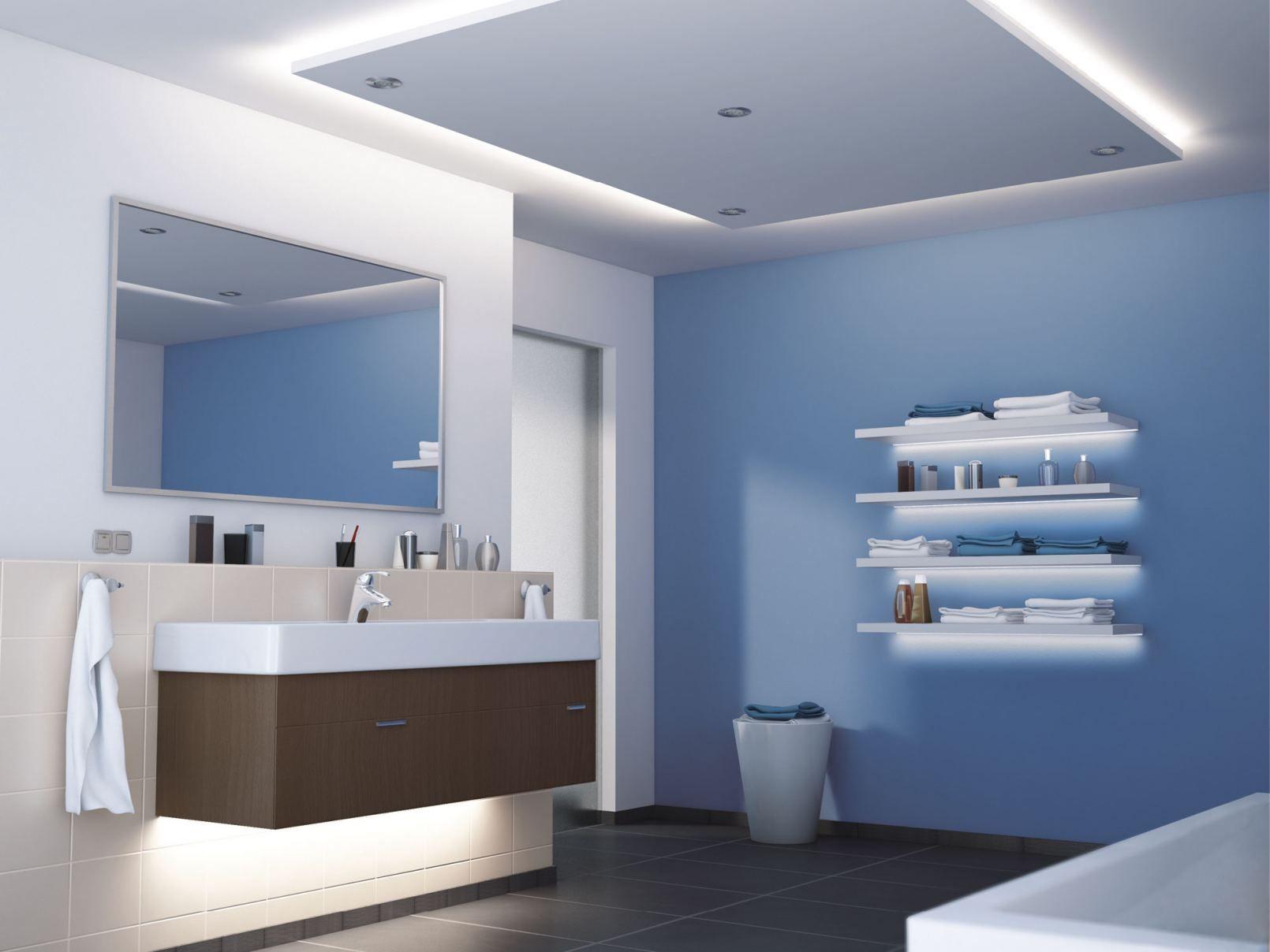 badezimmer beleuchtung led   Haus Ideen