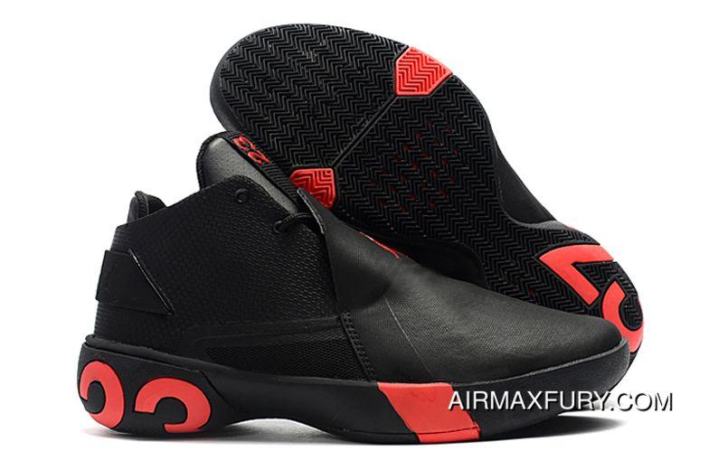 reputable site 358da 529c4 Super Deals Jordan Ultra Fly 3 Black Red 2018