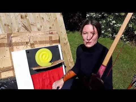 498dbf9d3a92d Woman Archer Water Balloon Archery Fun Shoot - YouTube | Archery Fun ...