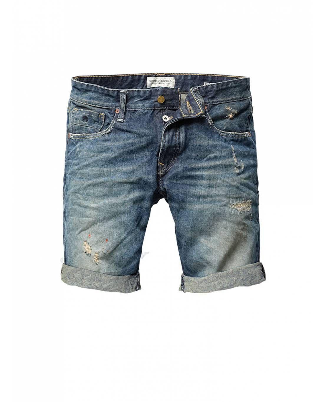 Ralston Shorts - Slim - Downer - Shorts - Official Scotch & Soda Online Fashion & Apparel Shops
