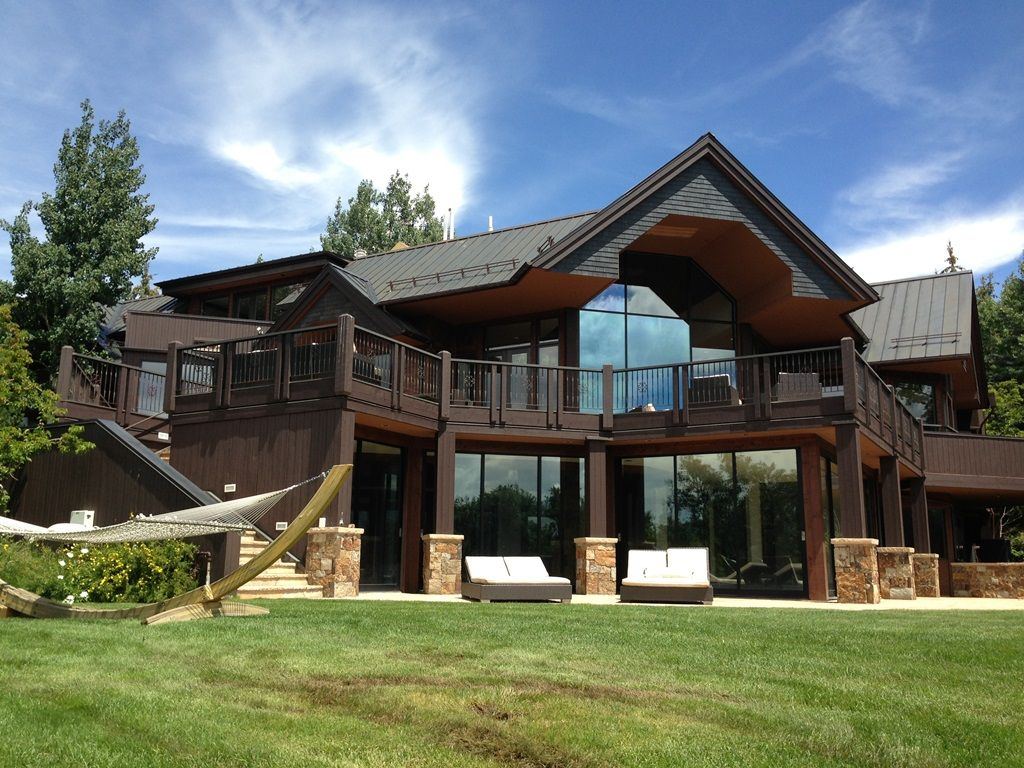 Starwood estate aspen colorado i so want to live in for Aspen house