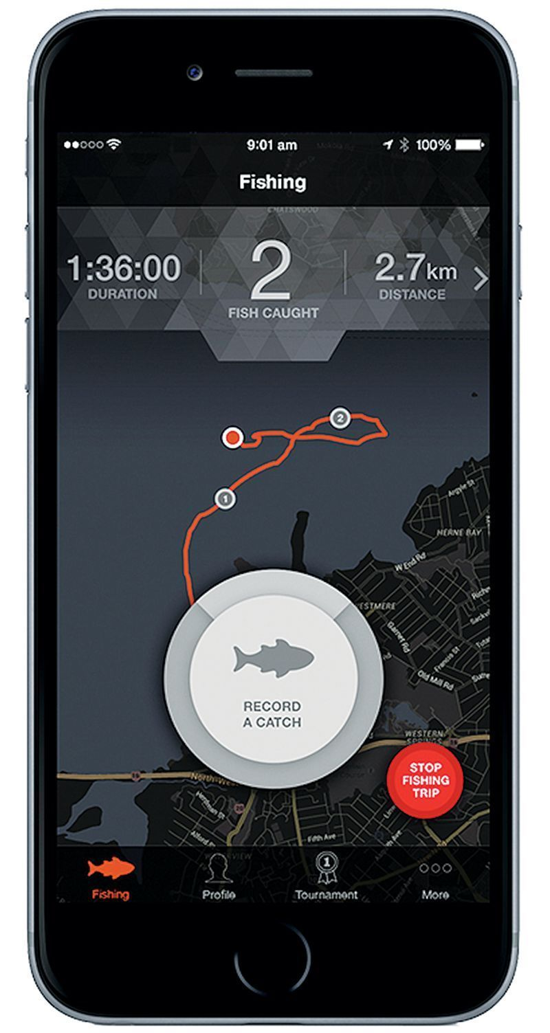 Top 10 Fishing Apps for Boating Anglers Fish, Angler