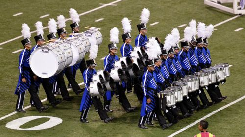Blue Devils Drum line (: | Drum corps international, How to play ...