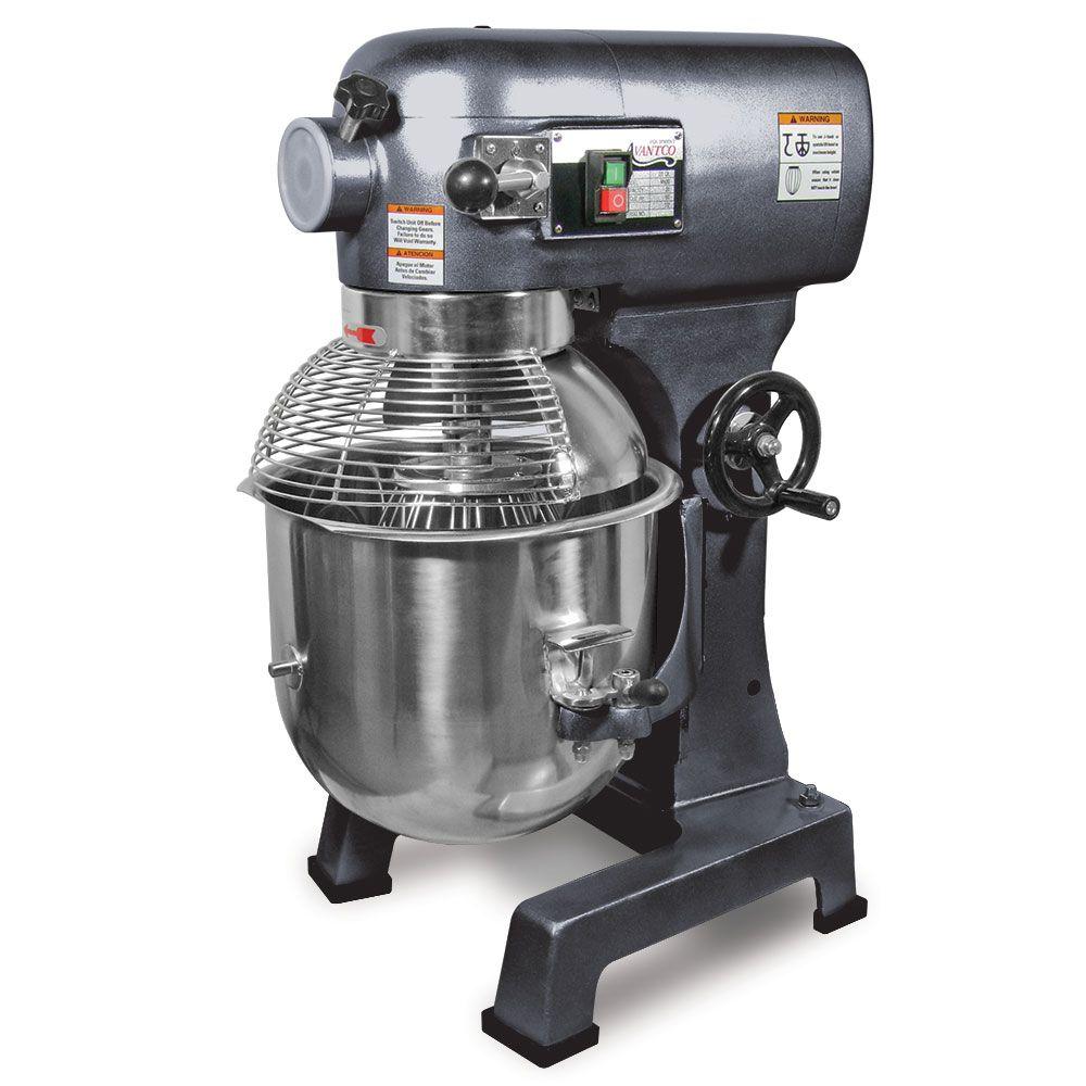 Avantco mx20 20 qt geardriven commercial stand
