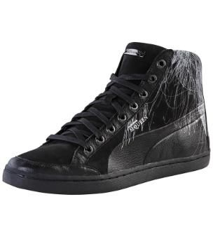 huge discount ab129 a4993 PUMA Alexander McQueen Eagle High-Tops I seen a pair similar to these on a  Schick Hydro commercial and fell in love.