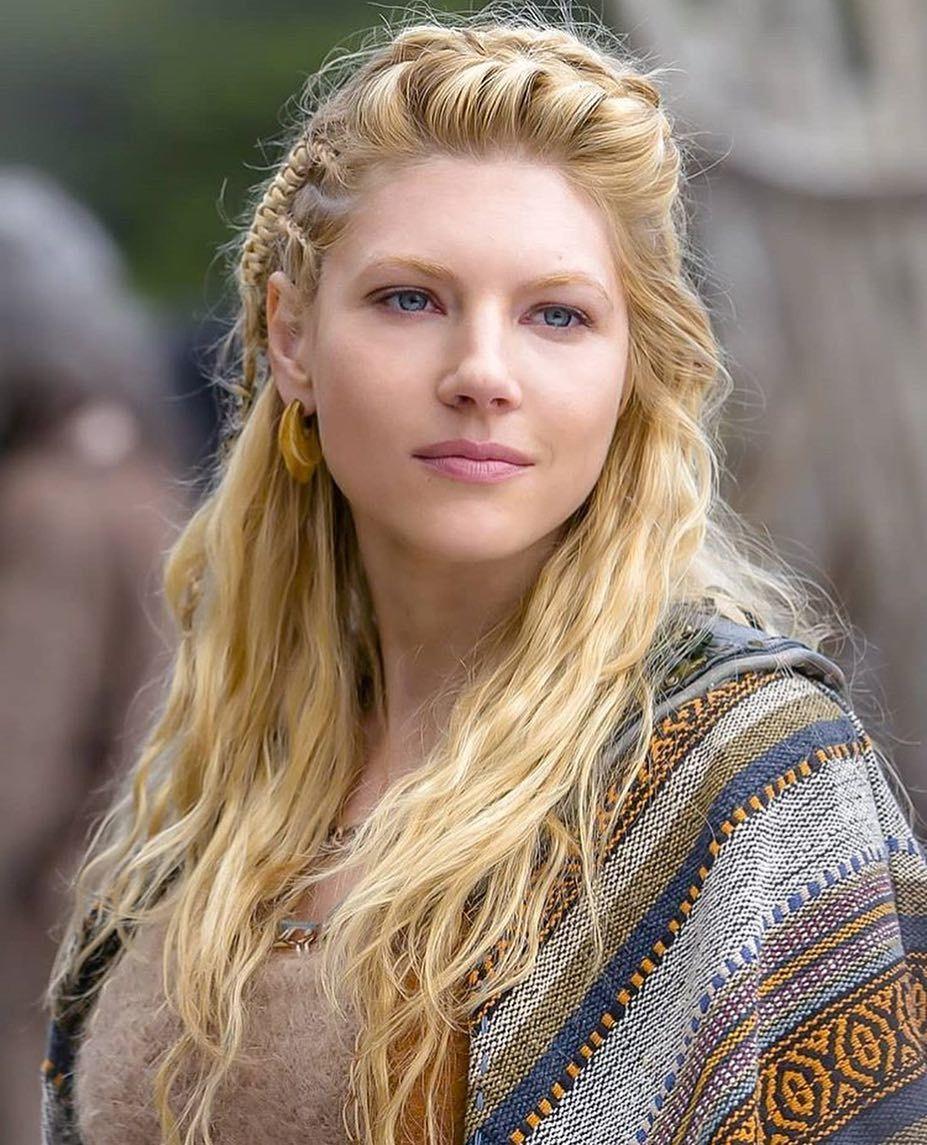 Cómo conseguir un peinados lagertha Galería de cortes de pelo estilo - #lagertha #katherynwinnick #vikings #beautiful (com ...