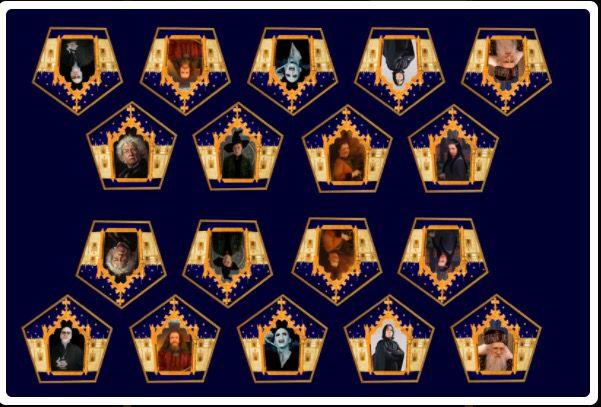 photograph regarding Chocolate Frog Cards Printable known as 100+ Dumbledore Chocolate Frog Playing cards Printable yasminroohi