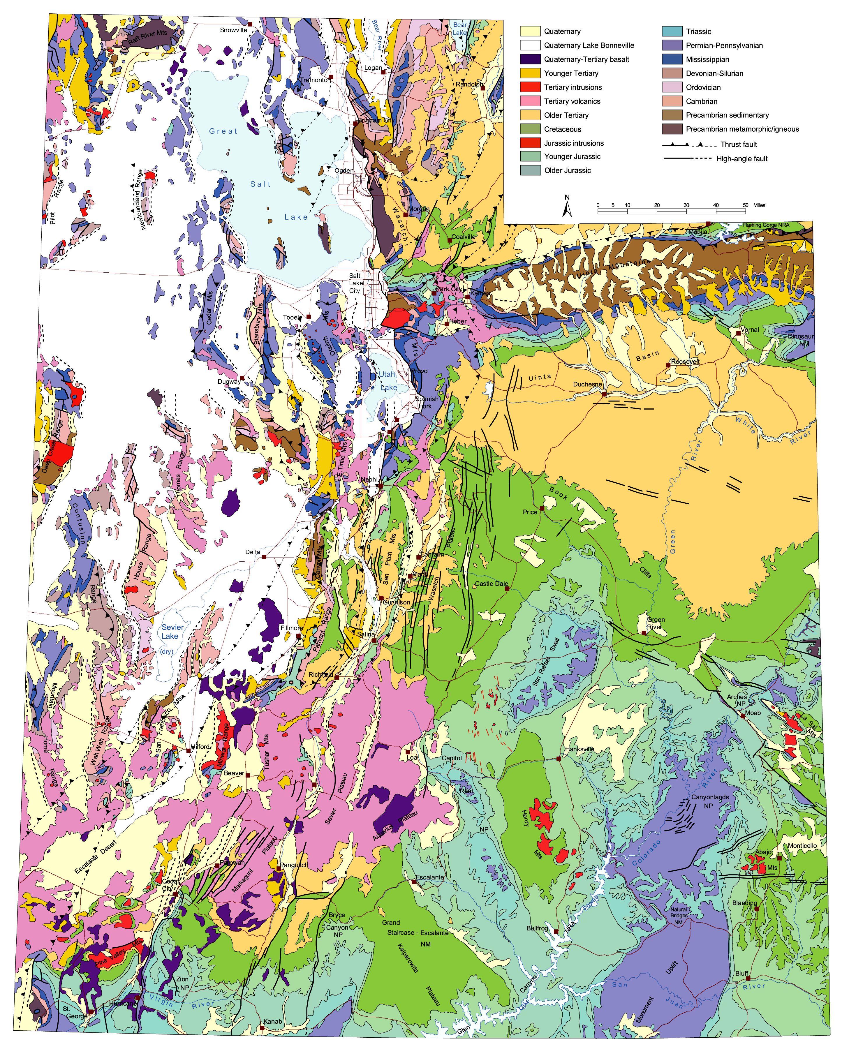 Cambrian Paleogeographic Map Of The Colorado Plateau By Ron Blakey - Map of colorado plateau region