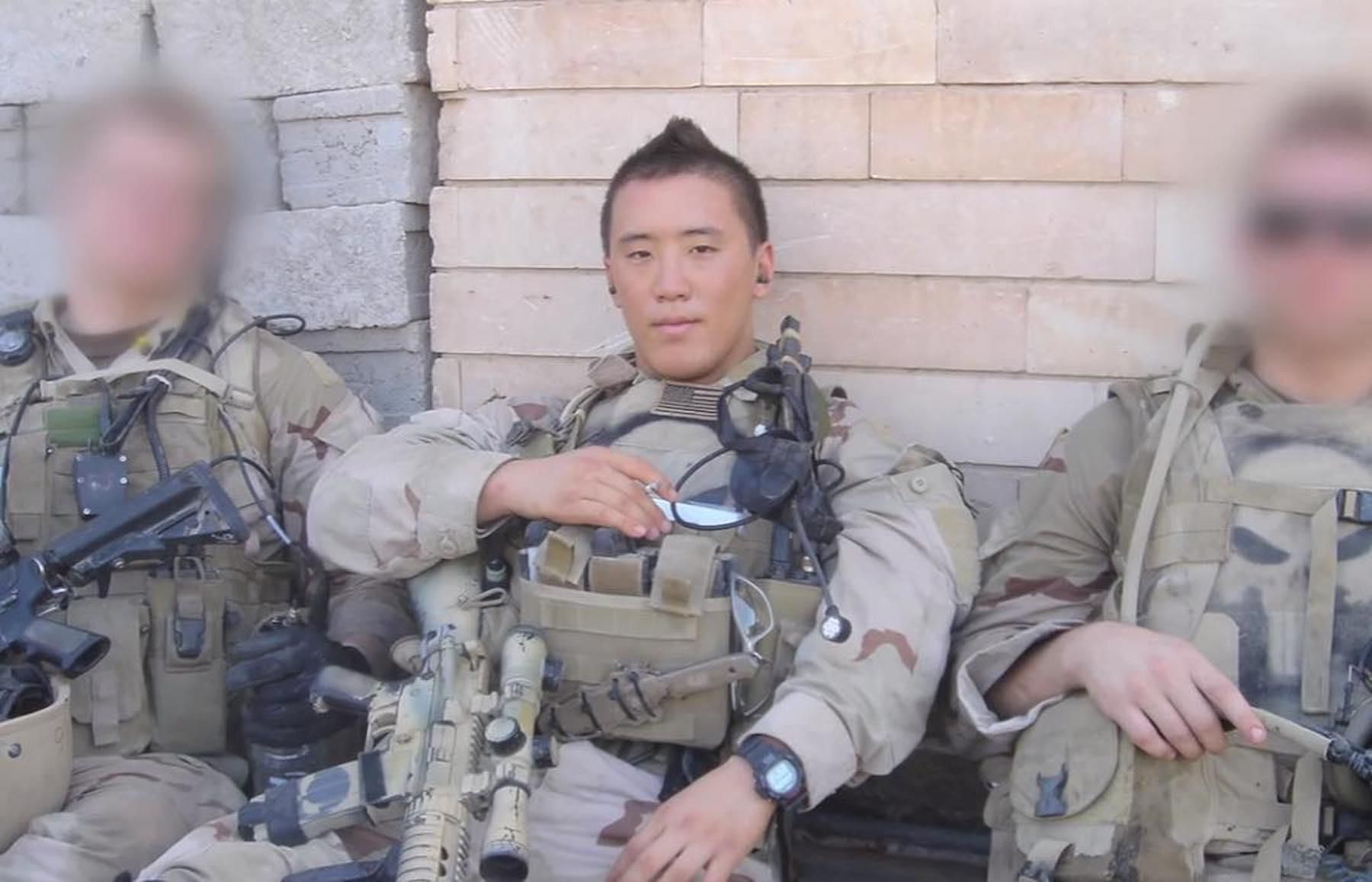 Former navy seal jonny kim completed 100 combat missions