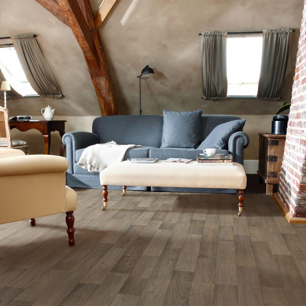 Trafficmaster greyed oak plank 12 ft wide x your choice length linoleum tile option trafficmaster 4 in greyed oak plank 12 ft vinyl the home depot dailygadgetfo Choice Image