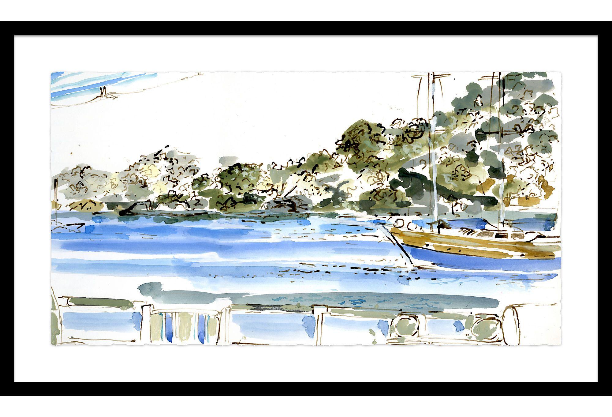 Park Art|My WordPress Blog_One Kings Lane Original Art