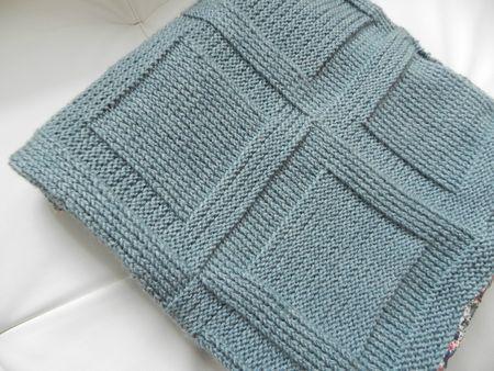 couverture phildar idea realisation pinterest knitting knit crochet et crochet. Black Bedroom Furniture Sets. Home Design Ideas