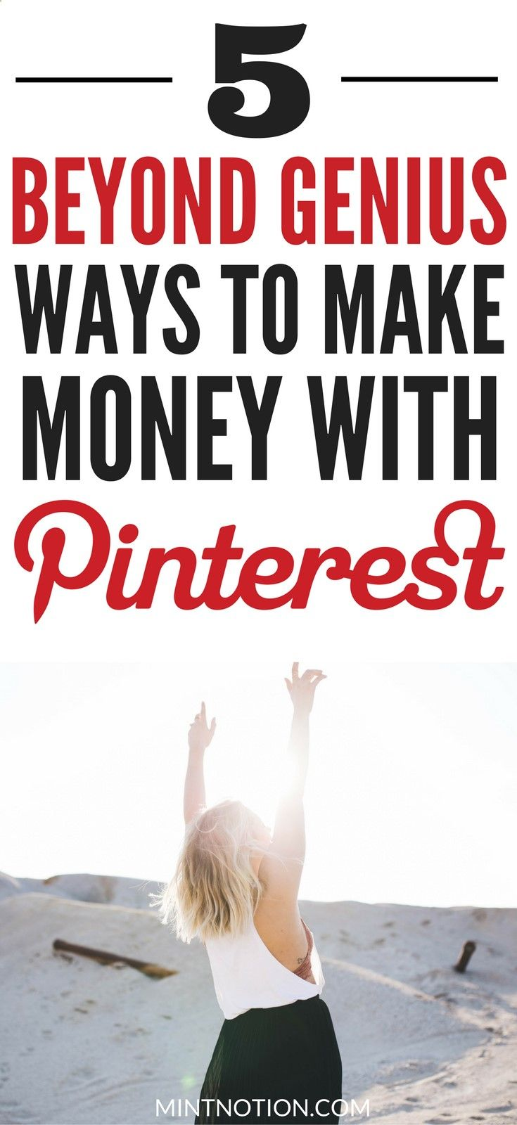 Passive Income - How to work from home on Pinterest | Make Money on ...