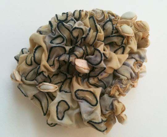 Rhona Dalling. Chelsea BA Textiles 2013