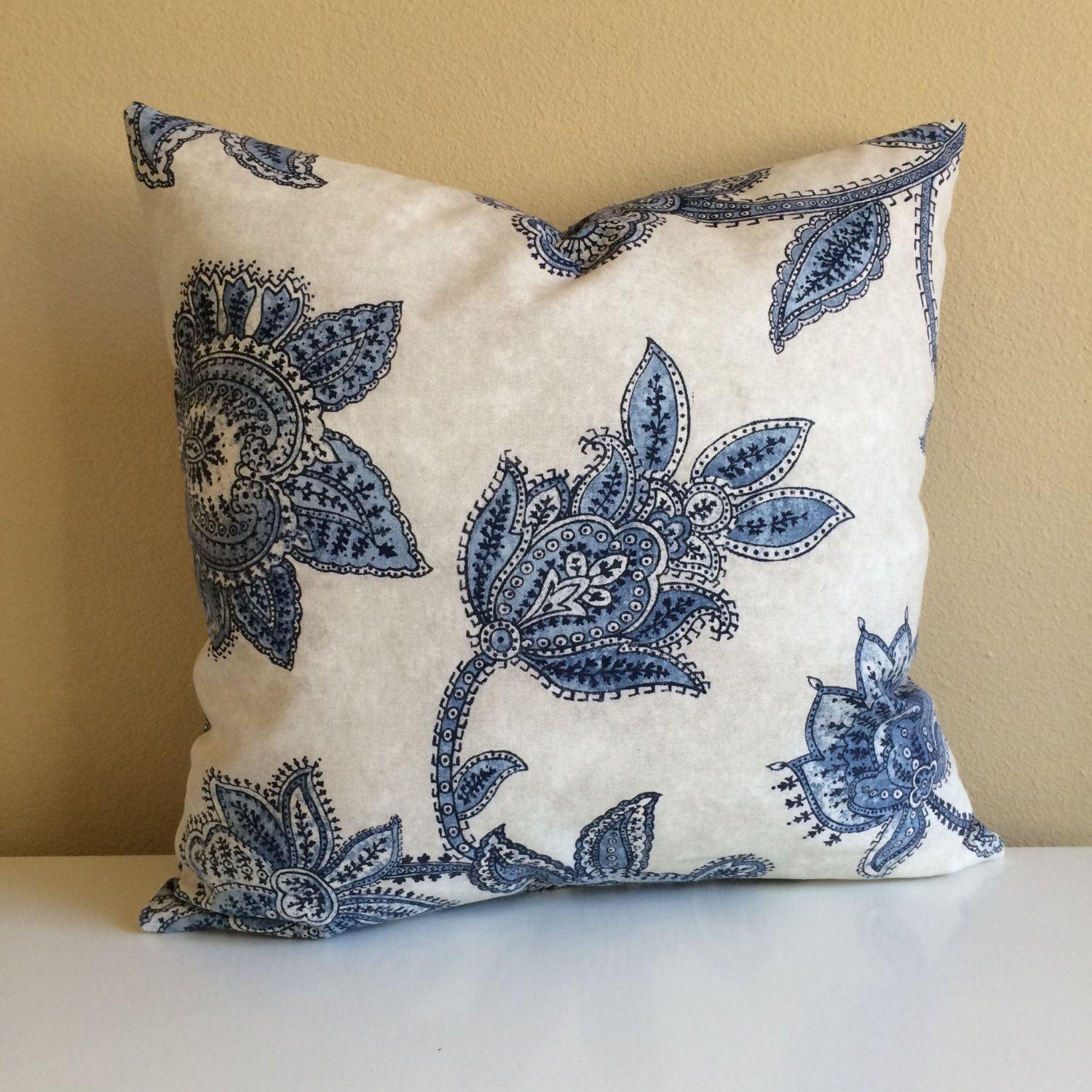 Farmhouse pillow shabby chic pillow french country