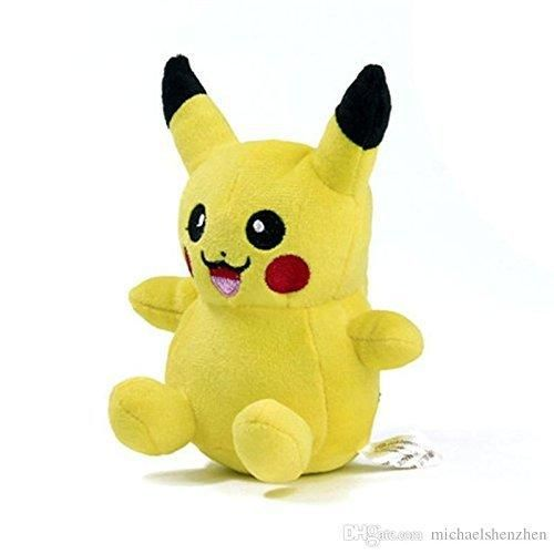 The Pokemon Pikachu Plush Toy Best Doll Under 10 Dollars For Boys And S
