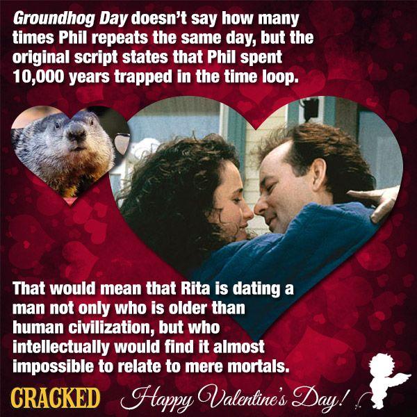 Dating bill murray