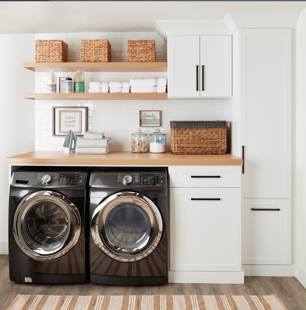 Laundry inspo from @inspiredclosets 🤎 Who knew you could love a laundry room so much?! Loving this design and functionality 🧺 . . . . . #homelovers #homeprofessionals #utahhomes #utah #homes #homelove #beautifulhomes #homesweethome #homemagazine #lovewhereyoulive #homedesign #homeinspo #homeinspiration #homedecor #lifestyle #homesweethome #cozyhome #homestyling #dreamhome #interiordetails #inspiredclosets #utahhomemag #laundryroominspo #laundryroom #homereno #homeimprovement #howyouhome