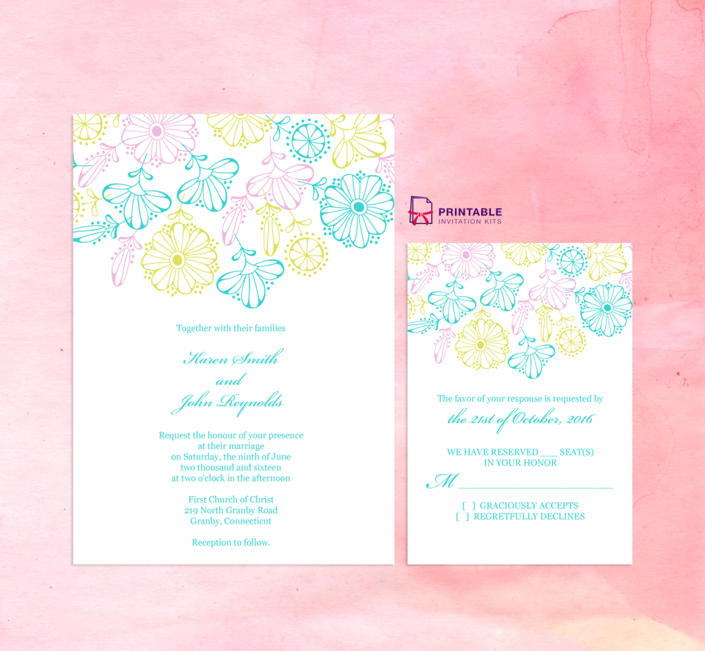 Wedding Invitation Maker Software Free Download: Wedding Invitation And