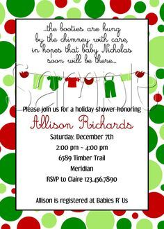 Baby Shower Baby Shower Christmas Your Alluring Baby Shower