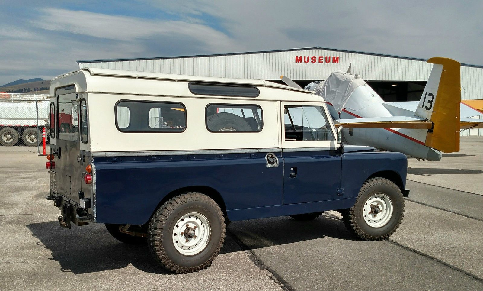 Land Rover : Other One-Ton   Land rovers, Motor car and Cars