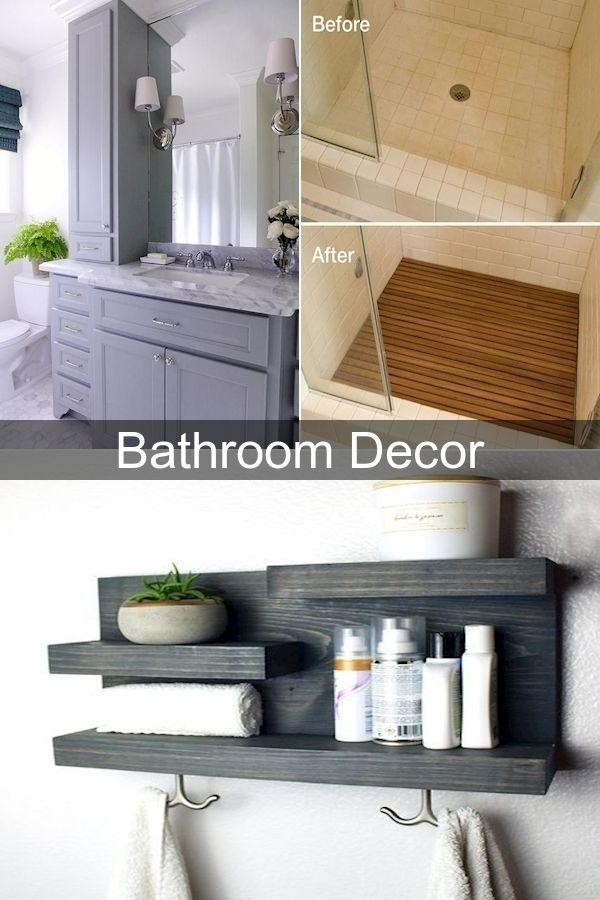 Photo of Toilet Decor | Blue And Gray Bathroom Accessories | Bathroom Decoration Pieces