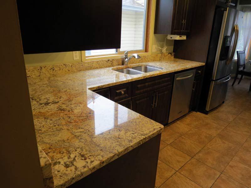 Minotaurus Granite Kitchen Countertop Nanaimo Bc Granite Countertops Pinterest Granite And